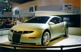 London Motorshow 99, Daewoo Concept Car