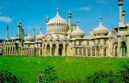 The Royal Pavillion Brighton