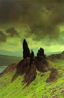 Old Man Storr of Storr, Isle of Skye