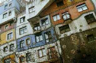 The Hundertwasser Haus