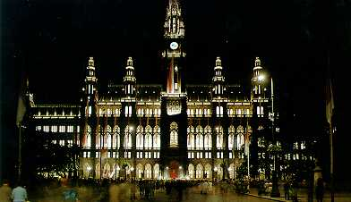 The Neues Rathaus